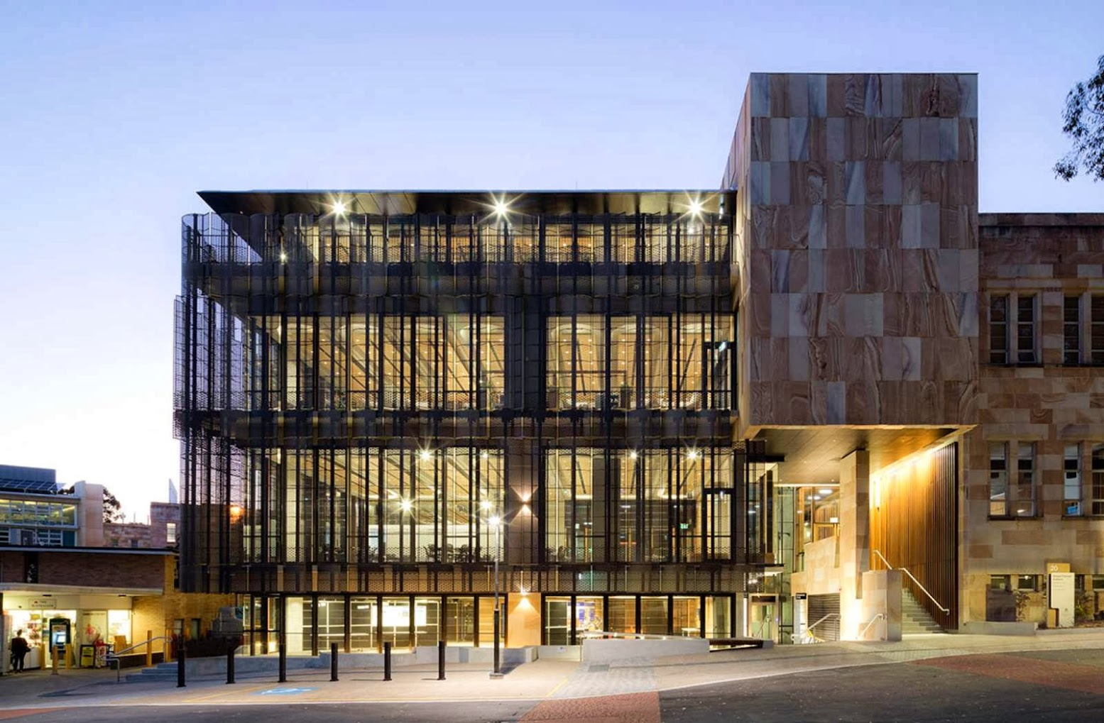 University of Queensland Global Change Institute by HASSELL