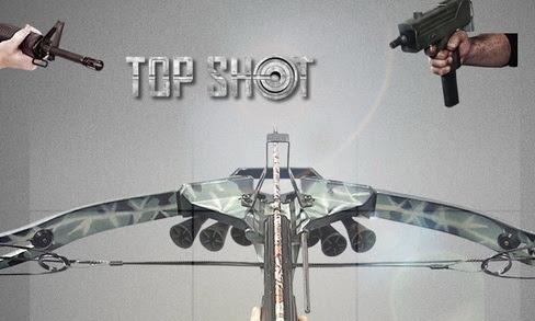 Najlepszy strzelec / Top Shot (Season 1) (2010) PL.TVRip.XviD / Lektor PL