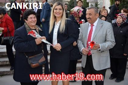 Türk Büro-Sen Çankırı Şubesi 8 Mart Dünya Kadınlar Günü Programı
