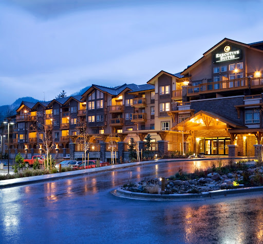 Executive Suites Hotel & Resort, Squamish, 40900 Tantalus Rd, Squamish, BC V8B 0R3, Canada, Resort, state British Columbia
