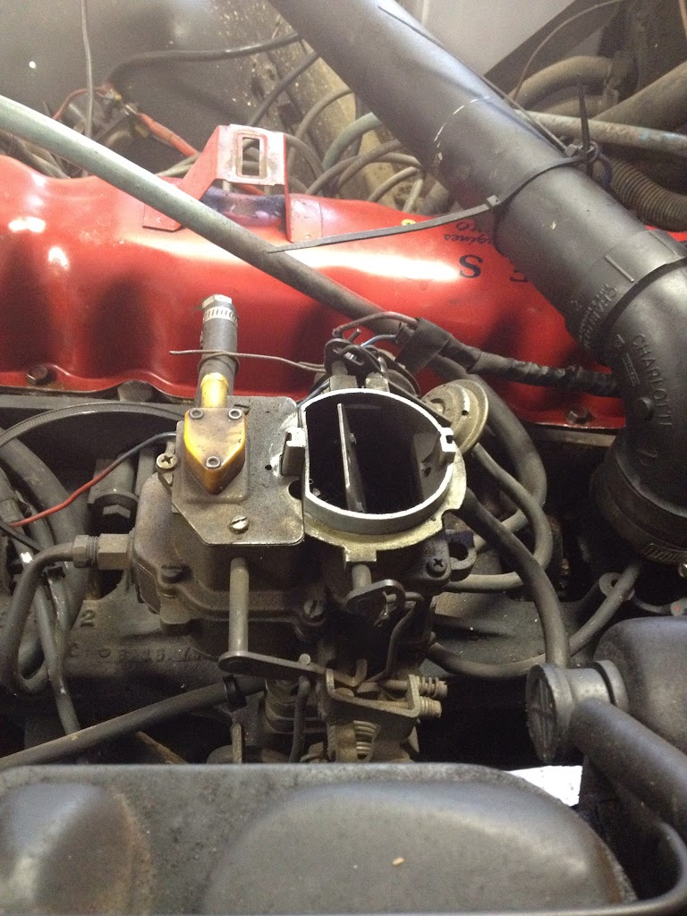 1980 CJ7 Air Cleaner? - JeepForum.com