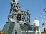 Samsun, Bandırma Vapuru müze alanı Kurtuluş Anıtı (Samsun, city center, Bandırma ship museum area, Independent Monument)