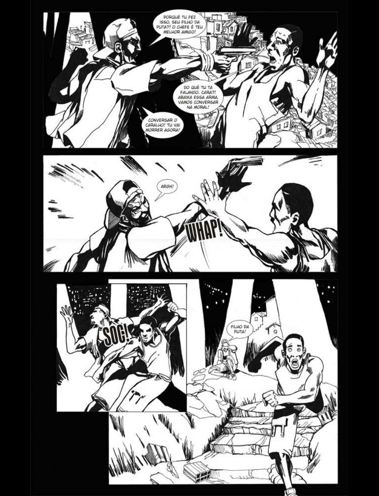 Guardião Noturno 3 - Página 16