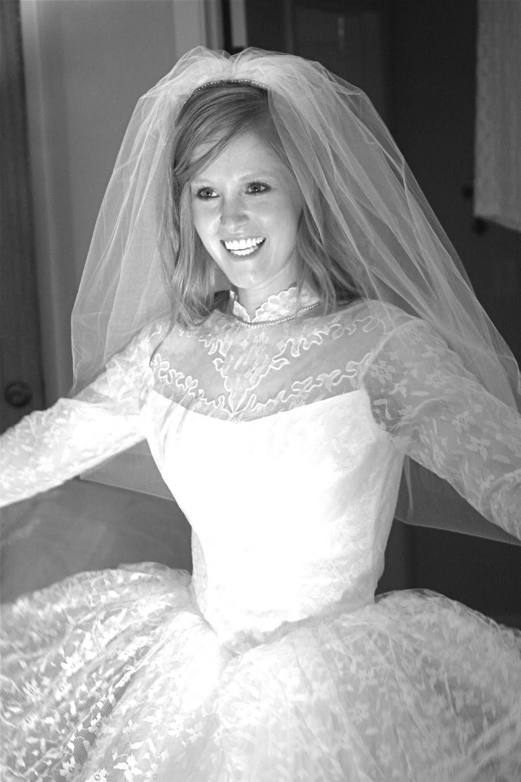 wedding dress uppies
