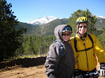 KD and Eric love the Rocky Mountain High
