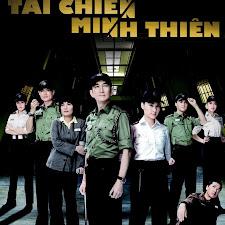 Poster Phim Tái Chiến Minh Thiên - Tìm Lấy Ngày Mai