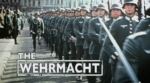 [ONLINE] Wehrmacht / The Wehrmacht (Season 1) (2007) PL.TVRip.XviD / Lektor PL
