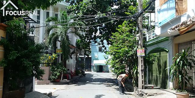 Bán Nhà Quận Tân Bình - Đường Nguyễn Hồng Đào 2