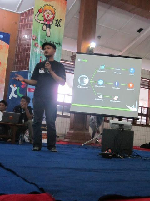 #OblongMerahMuda HUT ke 4 Blogger Ngalam | PakZam