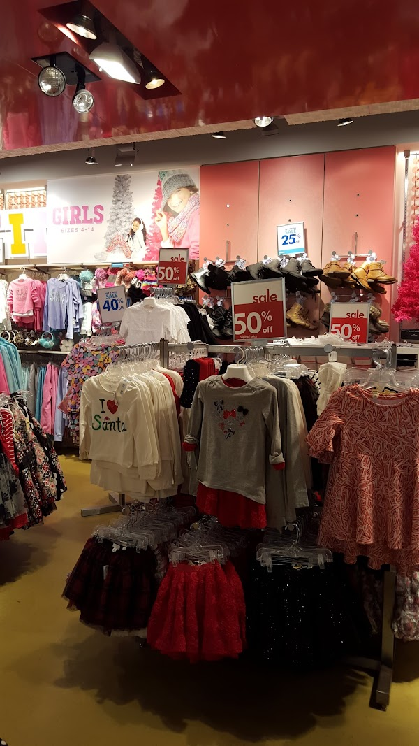 Consignment shop teen