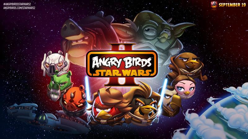 Angry Birds Star Wars II chính thức lộ diện - Ảnh 2
