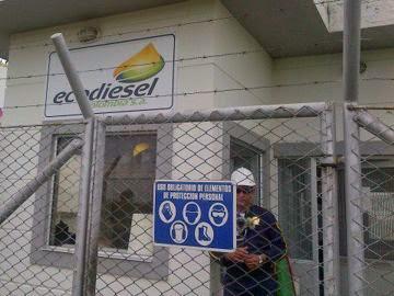 USO revive conflicto en Ecodiesel