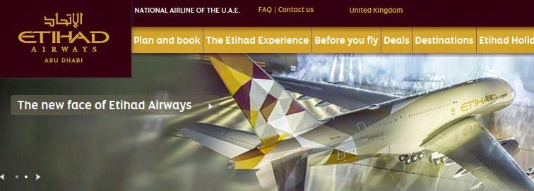 Etihad Airways阿提哈德航空平飛歐洲,連稅HK$5,152起,優惠至11月7日。