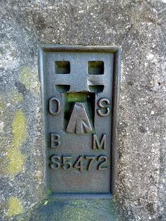Whitfell Trig Point Flush Bracket (BM S.5472)