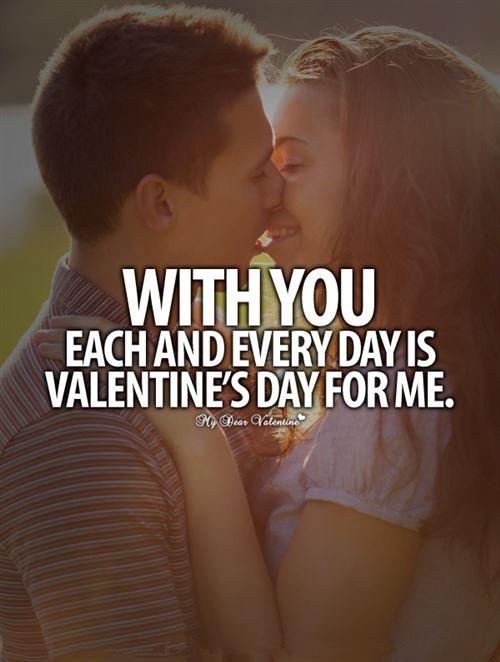 Romantic Valentineu0027s Day Quotes For Boyfriend