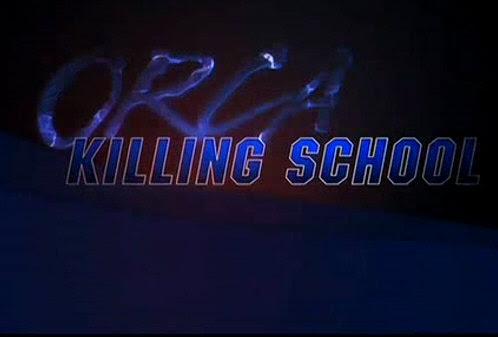 Zabijanie w Stylu Orki / Orca Killing School (2009) PL.TVRip.XviD / Lektor PL