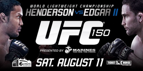 UFC 150 : Henderson vs. Edgar II (11.08.2012) PL.TVRip.XviD / PL