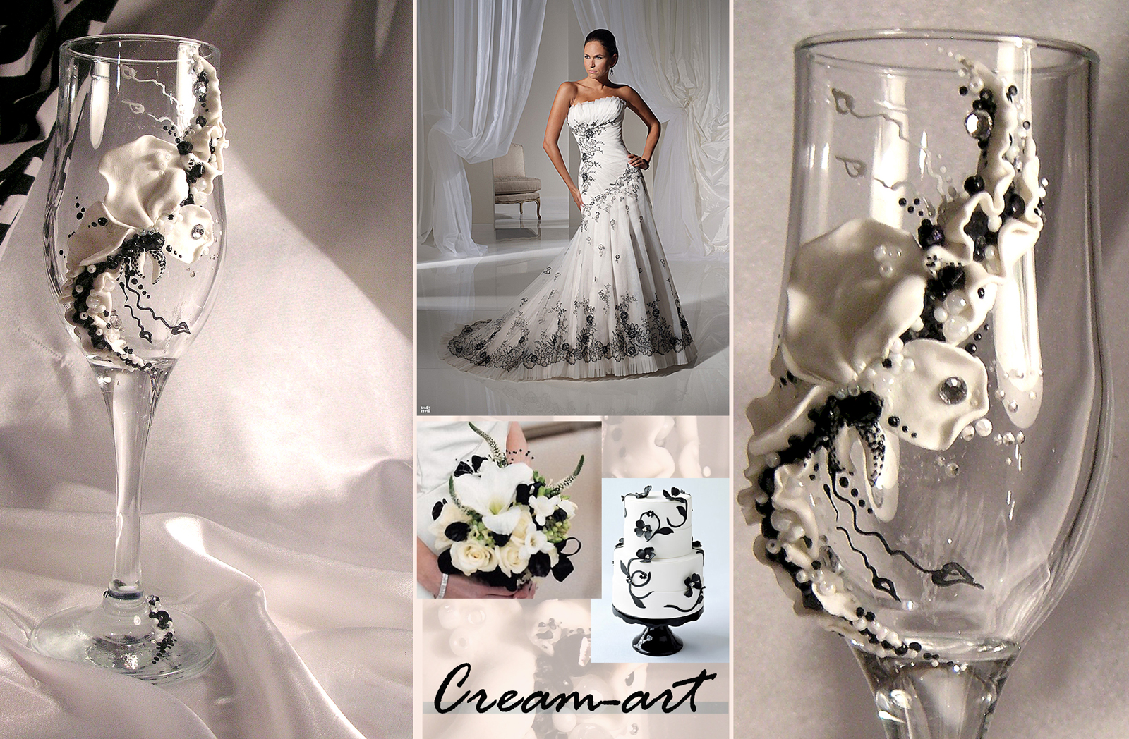Все для дизайна свадьбы своими руками