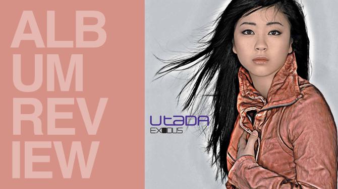 Album review: Utada - Exodus | Random J Pop