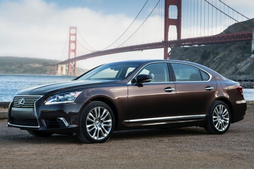2016 Lexus LS 600h L Sedan Review Car Price Concept