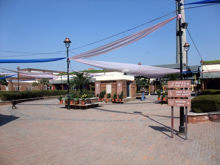 M Bel Airport 10d9n india day 10 khan market chacha bell punjab corner karol bagh delhi