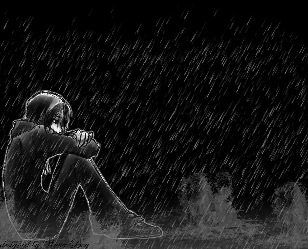 Bộ ảnh chàng trai buồn, thất tình, tâm trạng cô đơn
