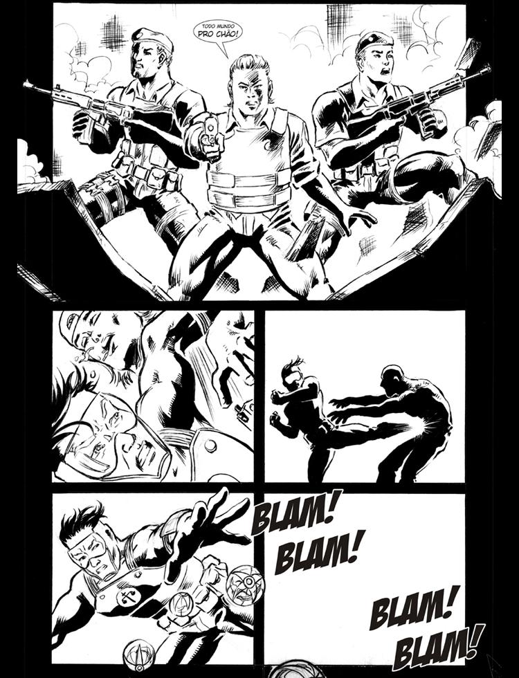 Guardião Noturno 4 - Página 16