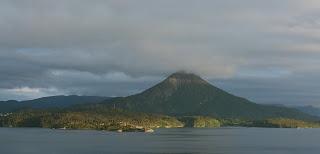 Nije vulkan