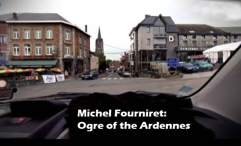 Potwór z Ardenów / Michel Fourniret Ogre of the Ardennes (2011) PL.TVRip.XviD / Lektor PL