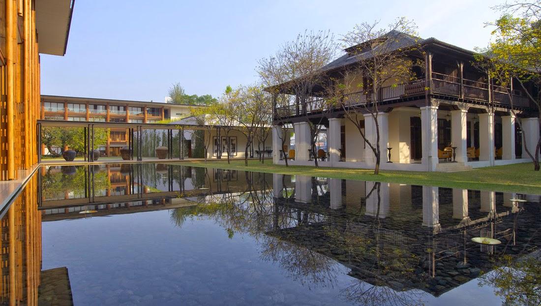 Anantara Chiang Mai Resort & Spa清邁安納塔拉水療度假村