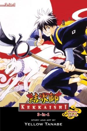 Kết Giới Sư - Kekkaishi (2006)