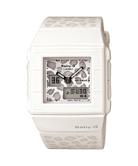 Casio G 1250BD, Jam Tangan Casio G-Shock Dengan Gelang Metal