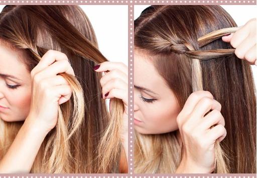 Peinados Faciles Pelo Liso Paso A Paso