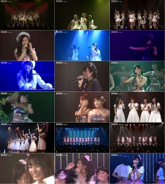 (LIVE)(公演) NMB48 チーム研究生 新公演 照井穂乃佳の生誕祭 141125