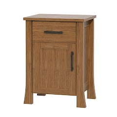 Palermo Nightstand with Doors