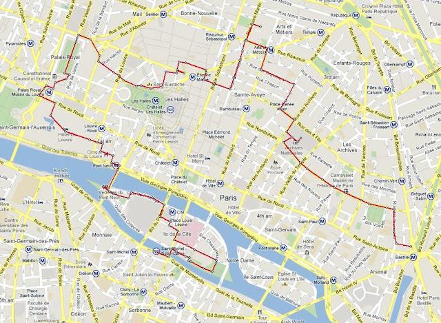 Rando Paris 12 mai