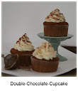 Double-chocolate-cupcakes