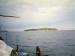 Подходим к острову
