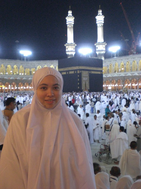 Sekembalinya dari Umrah, Makkah Al-Mukarramah