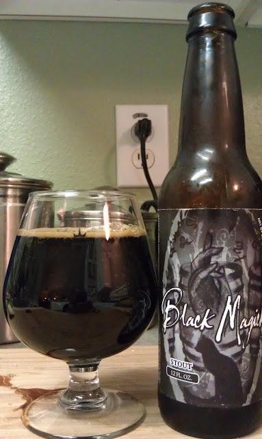 Voodoo Brewing Black Majick