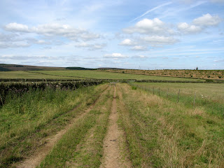 Stake Hill Road - an ancient track