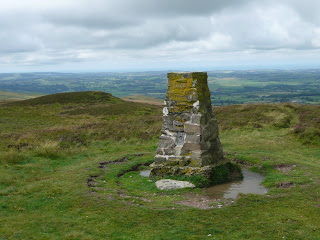 Ling Fell Summit Trig Point