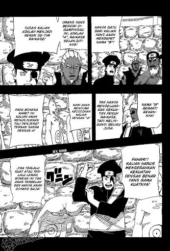 Manga Naruto 541 manga online page 17