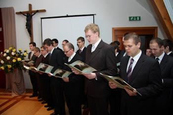 Inauguracja roku formacyjnego 2008/2009
