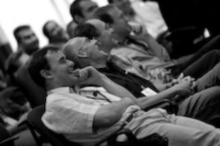 Interactive conferences  www.alunbarrett.com