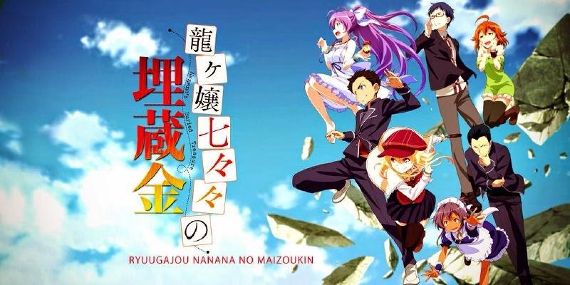 Ryuugajou Nanana No Maizoukin