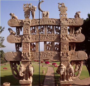 architecture in the mauryan period Not only chandragupta maurya was a great conqueror and an able empire- builder, but also he was one of the strongest administrators the.