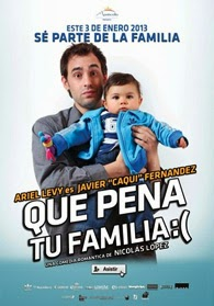 Qué Pena Tu Familia