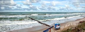 Baltijos jūra ties Preila