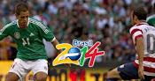 México vs. Estados Unidos en Vivo - Brasil 2014 - Concacaf